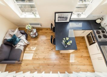 Thumbnail Studio to rent in Crawford Place, London