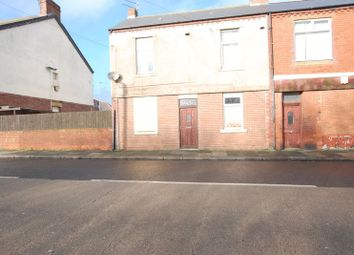 Thumbnail 2 bed flat for sale in Plessey Road, Newsham, Blyth