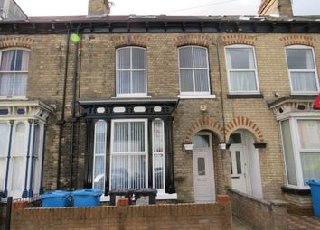 Thumbnail 4 bed terraced house for sale in Alexandra Avenue, Alexandra Road, Hull
