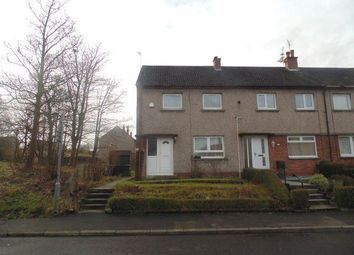 Thumbnail 2 bed end terrace house to rent in Auchenlodment Road, Elderslie, Johnstone