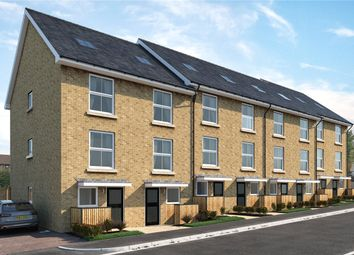 Cobden Terrace, Rochester ME1. 3 bed town house for sale