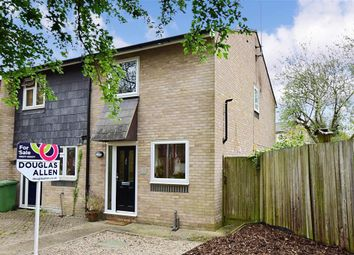 Thumbnail 3 bed end terrace house for sale in Celandine Close, Billericay, Essex