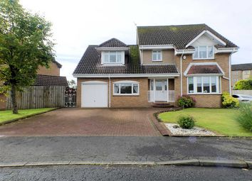 Thumbnail 5 bed detached house for sale in Dunlin, Stewartfield, East Kilbride