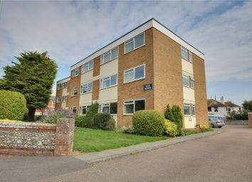 Thumbnail 2 bed flat for sale in Wye House, Downview Road, West Worthing, West Sussex