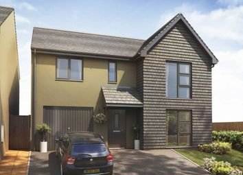 Thumbnail 4 bed detached house for sale in Bridge View, Wadebridge