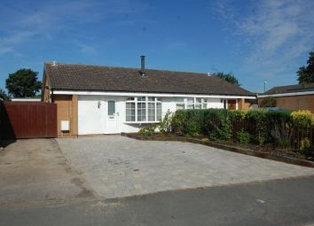 Thumbnail 2 bed semi-detached bungalow for sale in Cromwell Drive, Morton On Swale, Northallerton