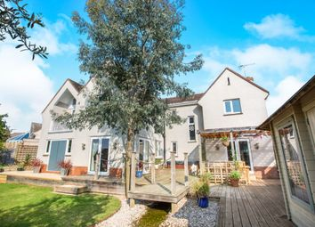 Thumbnail 5 bedroom detached house for sale in Manstone Mead, Sidmouth, Devon, .