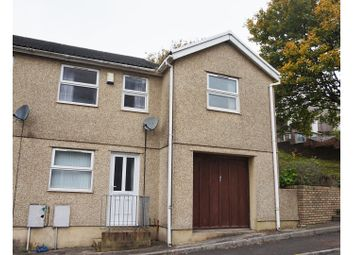Thumbnail 3 bed terraced house for sale in Pentre Treharne Road, Swansea