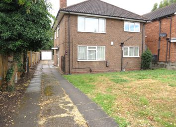 Thumbnail 2 bed maisonette to rent in Lyttelton Road, Stechford, Birmingham
