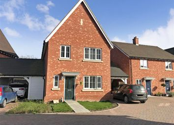 Thumbnail 4 bed detached house for sale in Shrubwood Close, Harrietsham, Maidstone, Kent