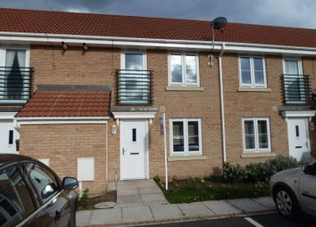 Thumbnail 1 bed town house to rent in Magnus Court, North Hykeham, Lincoln