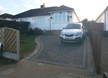 Thumbnail 3 bedroom semi-detached bungalow for sale in Eton Road, Orpington, Kent