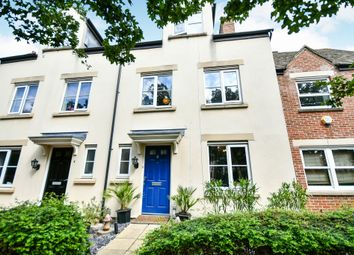 Thumbnail 4 bed town house for sale in Barcote Close, Swindon
