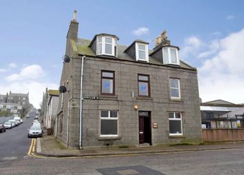 Thumbnail 1 bed flat to rent in Sinclair Road, Torry, Aberdeen