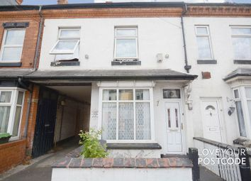 Thumbnail 3 bed terraced house for sale in Poplar Road, Bearwood
