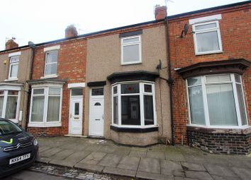 Thumbnail 2 bed terraced house to rent in Wolsingham Terrace, Darlington