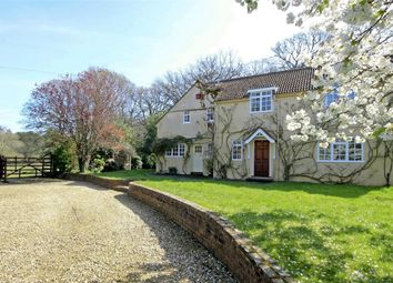 Thumbnail 4 bed detached house for sale in Shobley, Ringwood