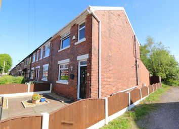 Thumbnail 3 bed terraced house for sale in Prince Edward Avenue, Denton, Manchester