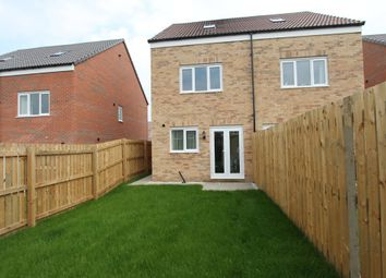 Thumbnail 3 bed semi-detached house to rent in Shepherd Way, Royston, Barnsley