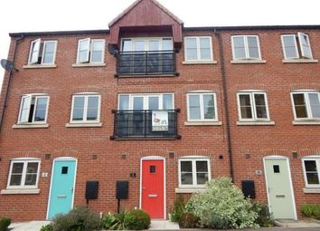 Thumbnail 4 bed town house to rent in Mallard Ings, Louth