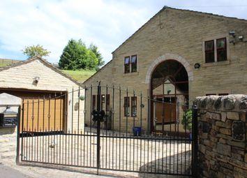 Thumbnail 4 bedroom farmhouse for sale in Hey Head Lane, Littleborough, Lancashire