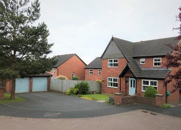 Thumbnail 4 bed detached house for sale in 6 Kempley Brook Drive, Ledbury, Herefordshire