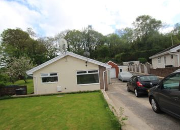 Thumbnail 3 bed detached bungalow for sale in Brynffynon Close, Aberdare