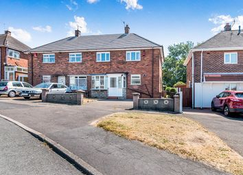 Thumbnail 3 bed semi-detached house for sale in Sandwood Crescent, Stoke-On-Trent