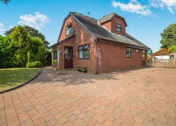 Thumbnail 4 bed bungalow for sale in Old School Lane, Euxton, Chorley, Lancashire