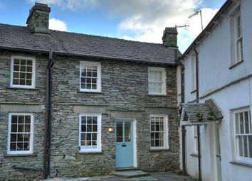 Thumbnail 2 bed terraced house for sale in Lane Ends, Elterwater, Ambleside
