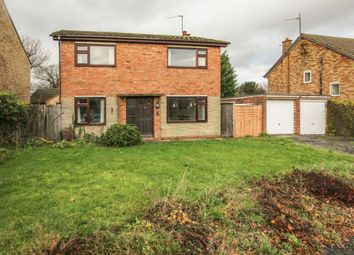 Thumbnail 3 bed detached house for sale in Arber Close, Bottisham, Cambridge