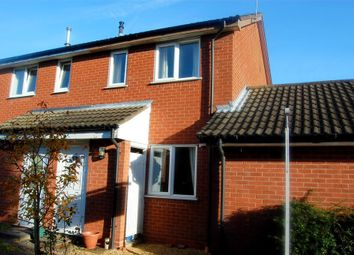 Thumbnail 2 bed end terrace house to rent in Cloisters, Gnosall, Stafford