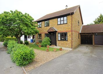 Thumbnail 4 bedroom detached house for sale in Curlew Avenue, Lower Halstow, Sittingbourne, Kent