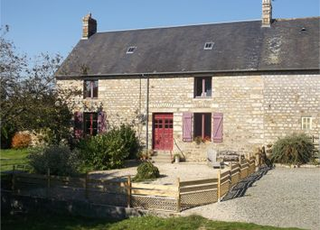 Thumbnail 3 bed equestrian property for sale in Basse-Normandie, Orne, Domfront