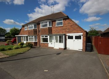 Thumbnail 3 bed semi-detached house to rent in Dunstall Road, Hayley Green, Halesowen