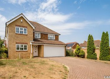 Thumbnail 5 bed detached house for sale in Hoads Wood Gardens, Ashford, Kent