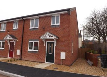 Thumbnail 3 bed semi-detached house for sale in Corona Park, Chesterton, Newcastle Under Lyme, Staffs