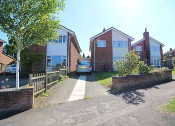 Thumbnail 3 bedroom detached house to rent in Wymondley Road, Hitchin