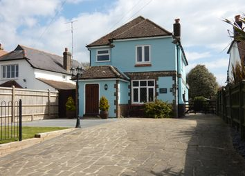 Thumbnail Detached house for sale in North Lane, Rustington, Littlehampton