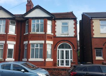 Thumbnail 4 bedroom semi-detached house for sale in Sunny Bank Road, Longsight, Manchester