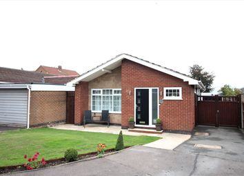 Thumbnail 3 bed detached bungalow for sale in The Elms, Watnall, Nottingham