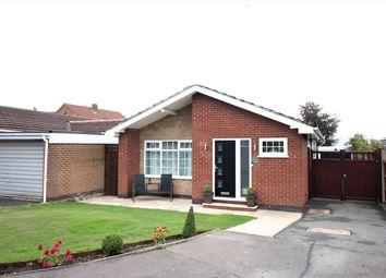 Thumbnail 3 bedroom detached bungalow for sale in The Elms, Watnall, Nottingham