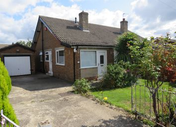 Thumbnail 2 bed semi-detached house for sale in Meadow Park Crescent, Stanningley, Pudsey