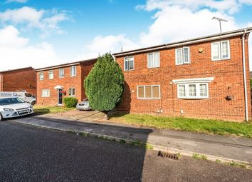 Thumbnail 2 bed terraced house to rent in Tanfield Green, Luton