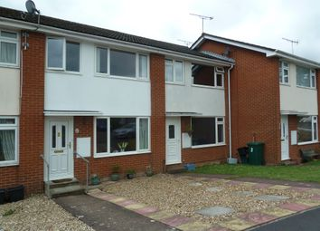 Thumbnail 3 bed terraced house for sale in South View Close, Willand, Cullompton