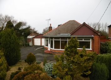 Thumbnail 3 bed detached bungalow for sale in 98 Sea Road, Chapel St. Leonards, Skegness, Lincolnshire