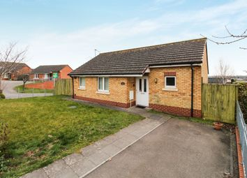 Thumbnail 2 bed detached bungalow for sale in Drinkwater Close, Newport
