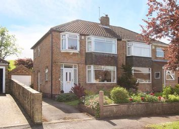 Thumbnail 3 bed semi-detached house for sale in Longford Crescent, Sheffield, South Yorkshire