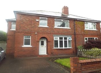 Thumbnail 3 bedroom semi-detached house to rent in Peel Park Crescent, Little Hulton, Manchester