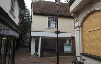 Floor Office 57 High Street, Ashford, Kent TN24. Office to let